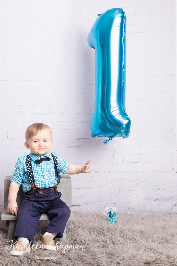 first birthday portraits toddler boy malone ny child photographer