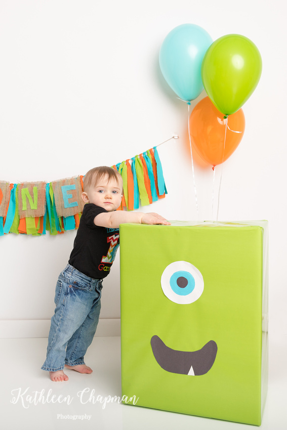 boy first birthday cake smash malone ny family photographer