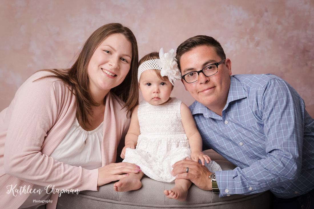 family of three portrait | massena ny family photographer