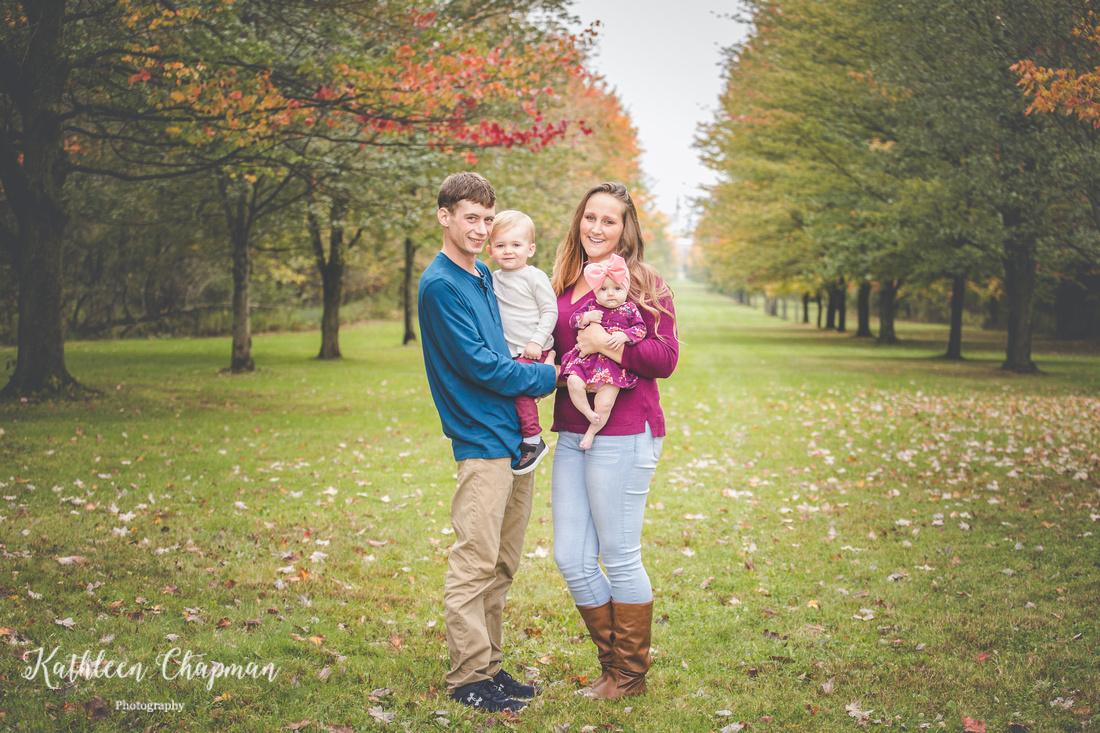 Fall family photography | Canton NY family photographer