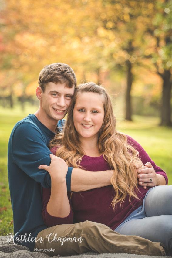 Mom and Dad portrait | Potsdam NY family photographer