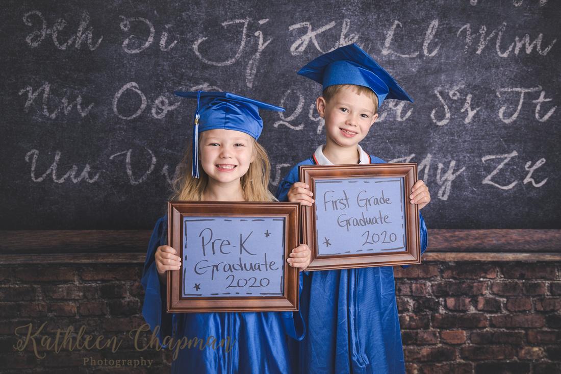 Pre-K Kindergarten graduation mini sessions | Dickinson Center NY child photographer