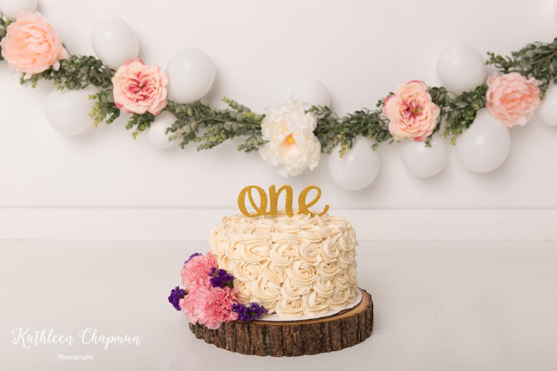 cake smash   potsdam ny child photographer