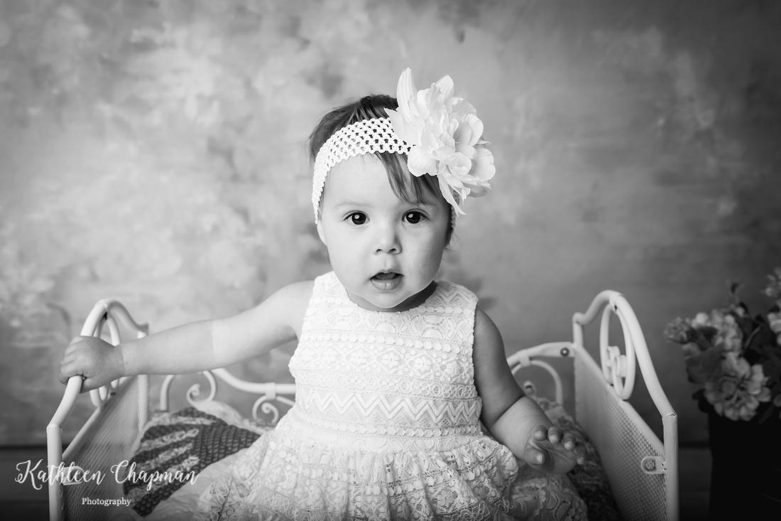 child birthday potrait   malone NY child photographer