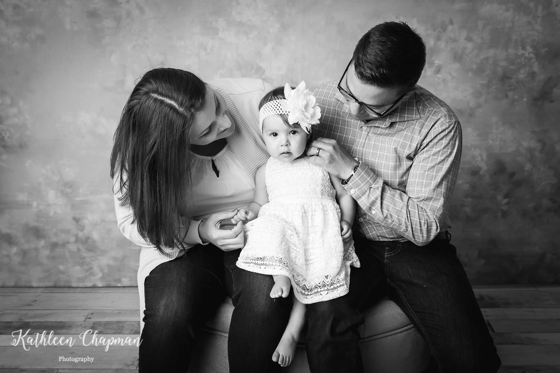 family studio portrait   massena ny child photographer